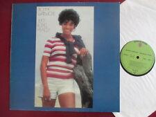 Dionne Warwicke rare 1973 Lp- Just Being Myself , orig. German WB pressing
