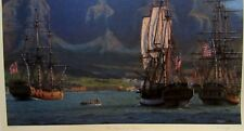"RAMOND MASSEY ""EMPRESS OF CHINA "" HOMEWOOD BOUND ENTERING  TABLE BAY 1784-COA"