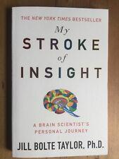 My Stroke of Insight.  Jill Taylor, 2009