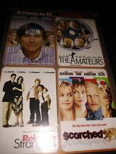 Meet Bill / The Amateurs / Relative Strangers / Scorched 2 DVD Set 4 Films