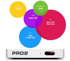 UNBLOCK TECH UPRO2 UBOX PRO2 Android 4K TV Box Channels GEN6 安博盒子六代 ROOT越獄版