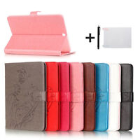 Shell Wallet Leather Case Cover for Samsung Galaxy Tab S2 T815 Tablet 9.7inch