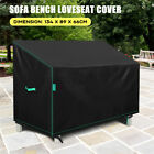Garden Outdoor Waterproof Cover Furniture Table Patio Rattan Large Sofa Chair