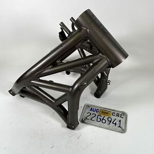 2014 Ducati Monster 1200 1200S Main Frame Chassis BOS CLN TTLE