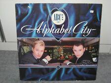 "LP ABC ""Alphabet City"", Pop der 80er!"