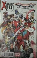 Uncanny X-Men #1 (April 2013, Marvel) Variant