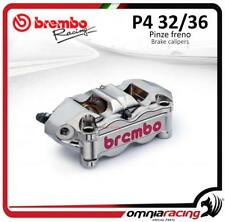 Pinza radial Brembo Racing monobloque CNC P4 32/36 int 100mm (SX)