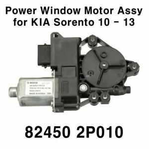 New OEM Front Power Window Motor ASSY 824502P010 LH for KIA Sorento 2010 - 2013