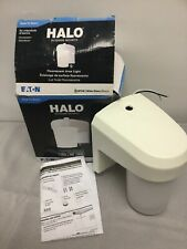 Halo Outdoor Security Area And Wall Light