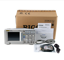 Neuf Rigol Ds1052e Numérique Oscilloscope 50mhz 1 Gsa / S 2 Canaux Plus USB