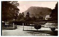 Antique RPPC photograph postcard Grinshill Hill Nr Wem Shropshire