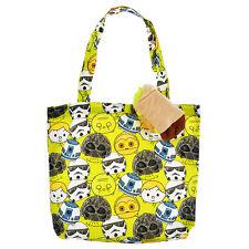 STAR WARS Eco Tote Bag Yoda Disney Store Japan Tsum Tsum