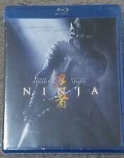NINJA A SILENT WARRIOR A LETHAL MISSION Blu-Ray SCOTT ADKINS & TSUYOSHI IHARA.