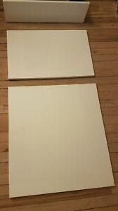 Ikea Besta Tofta White Kitchen/Office Door High Gloss