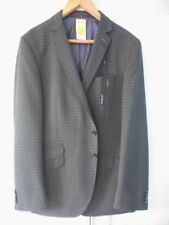 Two Button Check Suits & Tailoring Single Long for Men