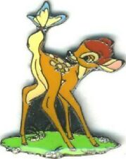 Disney Propin Bambi with Butterfly pin