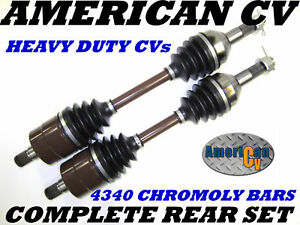 2007-2008 CAN-AM OUTLANDER MAX 800 4X4 FRONT LEFT EXTREME OFF ROAD ATV CV AXLE