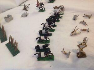 JOBLOT LEAD FIGURES & HORSES