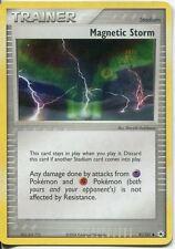 Pokemon Ex Hidden Legends Reverse Holo #91/101. Magnetic Storm