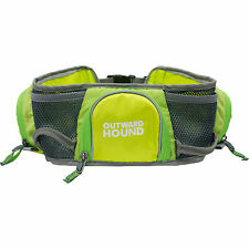 Outward Hound Green Hands Free Hipster (Includes 5ft Leash)