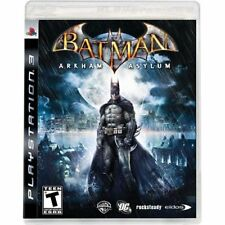 Batman: Arkham Asylum PS3 New Playstation 3, PlayStation 3