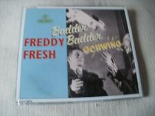 FREDDY FRESH - BADDER BADDER SCHWING - UK CD SINGLE
