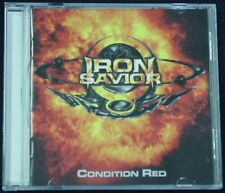 Iron Savior - Condition Red CD + 2 BT (2002 Noise) 13 Track Version; Promo