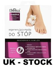 L'BIOTICA l biotica REGENERATING FOOT MASK SOCK- TYPE MASK - lbiotica