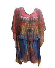 Womens Embellished Kaftan Maxi Dress Top Spicy Sugar Evening Cocktail Size 12