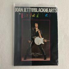 Vtg 1989 Joan Jett Blackhearts On Broadway Program Lunt Fontaine Theatre NYC