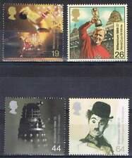 Engeland postfris 1999 MNH 1809-1812 - Millennium / Ontspanning