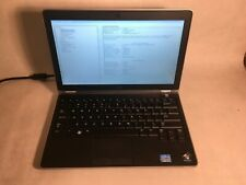 "New listing Dell Latitude E6220 12.5"" Laptop Intel Core i7-2640M 2.8Ghz - Boots -Rr"