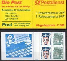 GERMANIA 1993 LIBRETTO   MH 28a  NUOVO COMPLETO  MNH ** (15)