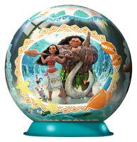 Puzzle Ravensburger 72 Teile - 3D Puzzle-Ball - Vaiana (62700)