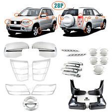Accessories Chrome Molding Covers Trims For 2009-2013 Suzuki Grand Vitara SUV