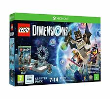 Lego Dimensions Starter Pack Xbox ONE New & Sealed UK Stock