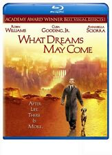 What Dreams May Come Robin Williams Blu-ray discs : 1 Mystery & Thrillers New
