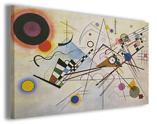 Quadro Wassily Kandinsky vol V Quadri famosi Stampe su tela riproduzioni arte