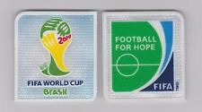 AUTHENTIC 2014 FIFA WORLD CUP FOOTBALL SOCCER CHAMPIONS GERMANY JERSEY PATCH