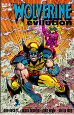WOLVERINE Evilution - Prestige Format - Back Issue