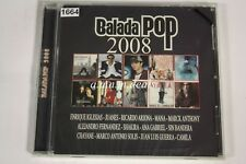 Balada Pop 2008 Various Artist  Music CD