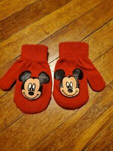Mickey Mouse Toddler Stretch Mittens