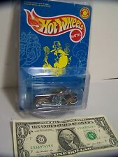Hot Wheels Motorcycle White's Magazine Special Edition - In Protector Pack -1999