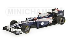 Minichamps 410 110011 Williams Fw33 F1 Modelo Auto De Carreras Barrichello 2011 1:43