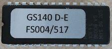 Kardex Shuttle mit Steuerung T88 Programm-EPROM für GS140 GS 140 FS004/517 D-E