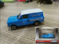 CORGI 1/76 Bedford HA Van Chloride Batteries Service Diecast Car Model Car Toys