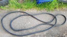 Vauxhall Nova Mk1 Black Door Rubbers SR Sport