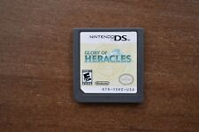 Glory of Heracles (Nintendo DS, 2010) Cart Only