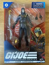 GI JOE CLASSIFIED SERIES 6? Inch Cobra Commander Action Figure No. 6