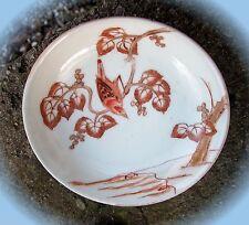 Asiatisches Porzellan mit Vogel-Motiv aus
